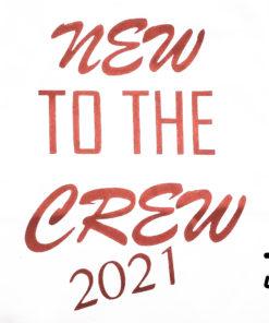 Kinder T-Shirt New to the Crew, Babybody KIN-Kinder 2