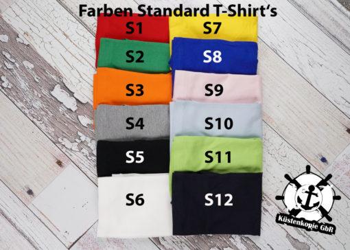 Kinder T-Shirt Einhorn personalisiert, Shirt bestickt, Geburtstagsshirt KIN-Kinder 4